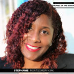 Meet Stephanie Montgomery-Kirk, the December Momma of the Month