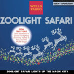 ZooLight Safari Returns to Light Up the Magic City