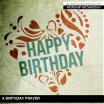 Join Chandra Sparks Splond in Saying a Birthday Prayer
