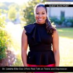 Dr. Leesha Ellis-Cox Offers Real Talk on Teens and Depression