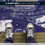 10 Scriptures to Help Conquer Fear (Best of Book of Splond)