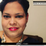 Meet Joiya C. Posey, the April 2018 Momma of the Month