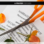 Join Chandra Sparks Splond in Saying a Prayer for Exes