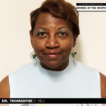 Meet Dr. Thomasyne E. Hill, the July 2018 Momma of the Month
