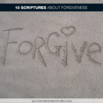 10 Scriptures About Forgiveness (Best of Book of Splond)