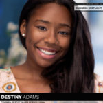 Destiny Adams Wants to Get Girls Excited About a Future in Technology