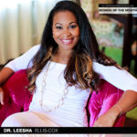 Meet Dr. Leesha M. Ellis-Cox, the November 2018 Momma of the Month