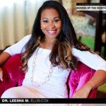 Meet Dr. Leesha M. Ellis-Cox, the November 2018 Momma of the Month