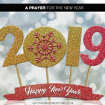 Join Chandra Sparks Splond in Saying a Prayer for the New Year
