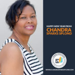 Happy New Year from Chandra Sparks Splond