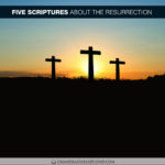 Chandra Sparks Splond Shares Five Scriptures About the Resurrection