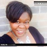 Meet Koslyn H. Chism, the April Momma of the Month