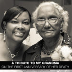 A Tribute to My Grandma on the First Anniversary of Her Death