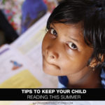 Tips to Keep Your Child Reading this Summer