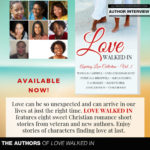 Meet the Authors of the Love Walked In Anthology
