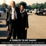 A Tribute to My Daddy for the 25th Anniversary of His Death