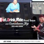 Comedienne Joy King Invites You to Experience Civil Rights Food Tours