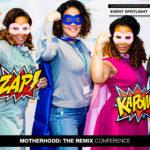 Dr. Leesha Wants You to Experience Motherhood: The Remix