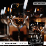 Authors Unite to Offer a Free Cookbook Fit for a King