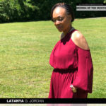Meet LaTanya G. Jordan, the April 2020 Momma of the Month